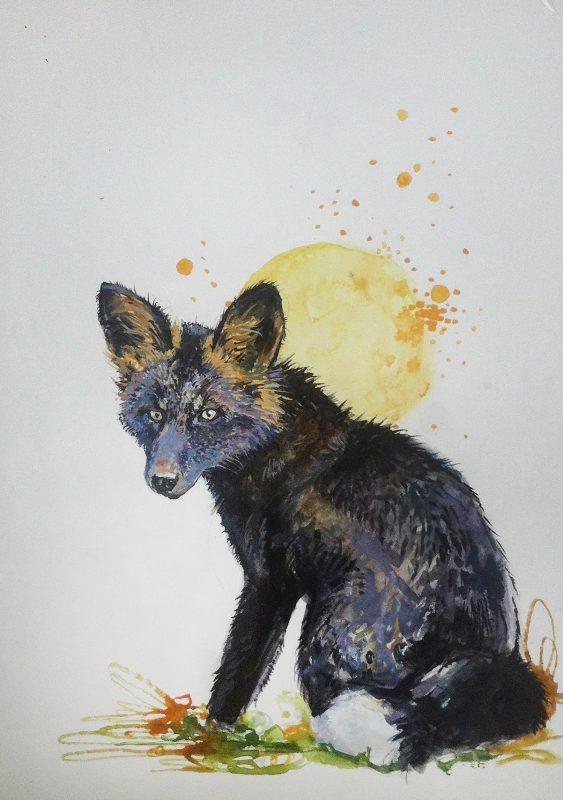 Paper_Black_Fox